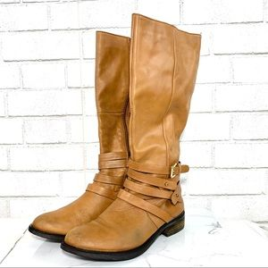 Steve Madden Albany Riding Boots